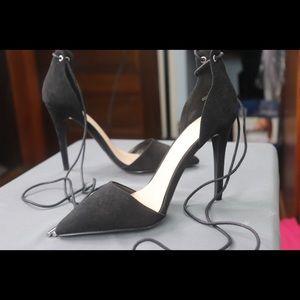 Fashion Nova Black Heels